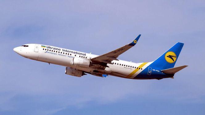 Ukraine International Airlines anuncia vuelos directos entre Barcelona y Kiev para este invierno