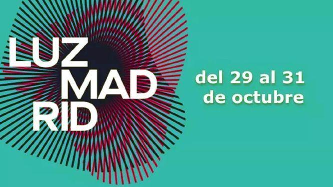 Luz Madrid: Artistas de renombre internacional traen más de veinte propuestas