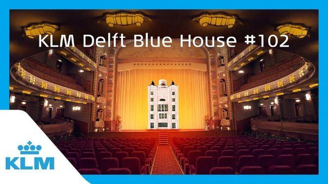 KLM presenta su nueva casa miniatura en cerámica de Delft con motivo de su 102 aniversario