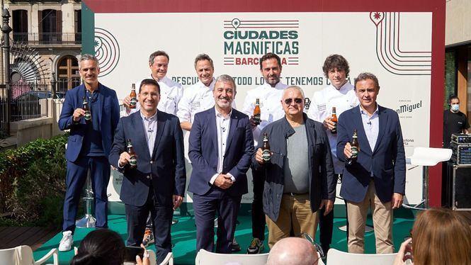 Ciudades Magníficas, iniciativa de Cervezas San Miguel que apoya la cultura local y el tejido comercial