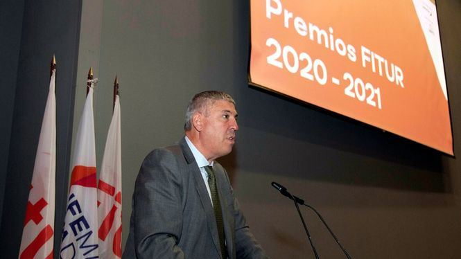 Entrega de los Premios FITUR 2020-2021