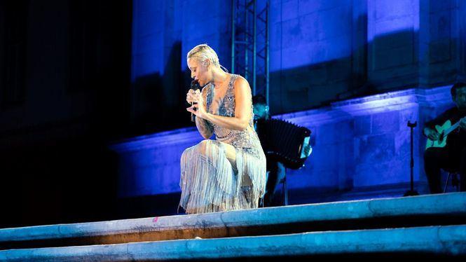 Mariza canta Amália en el Teatro Real de Madrid