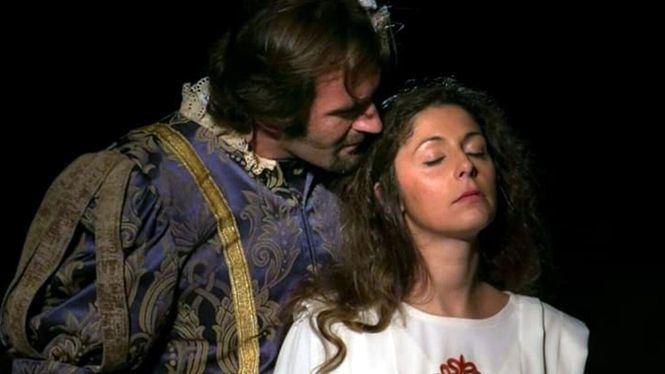 Doña Inés del Alma Mía, versión de Don Juan Tenorio, en el Arqueológico de Cartagena
