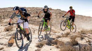 Rutas por Israel para los para los amantes de la bicicleta