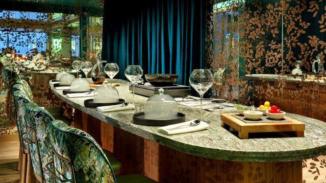 Un singular viaje gastronómico de otoño en el Hard Rock Hotel Madrid