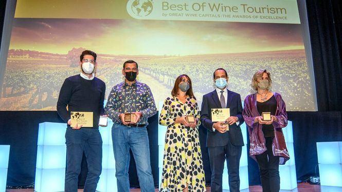 Entregados los Premios Best Of Bilbao-Rioja 2022