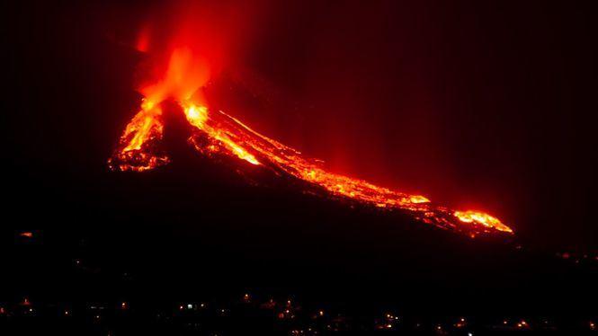 Tour benéfico al volcán de Cumbre Vieja, La Palma
