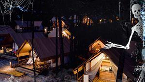 El espeluznante plan para Halloween del outdoor resort Ohai Nazaré