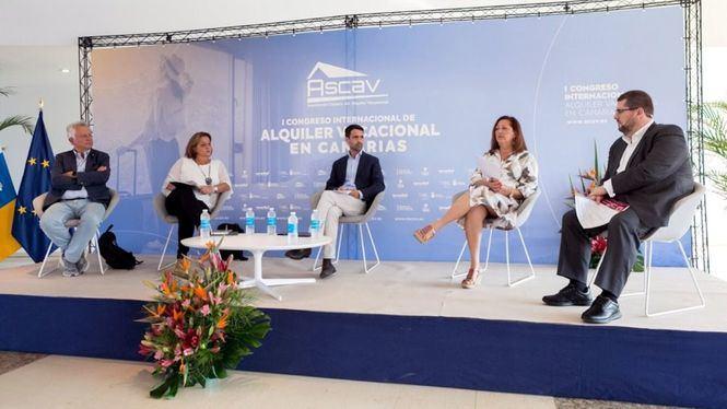 Celebrado el I Congreso Internacional de Alquiler Vacacional en Canaria