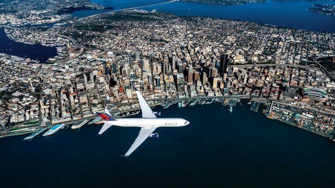 La aerolínea Delta preparada para la reanudación de los viajes internacionales a EE. UU.