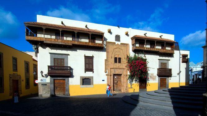 La Casa de Colón en Las Palmas de Gran Canaria, un paseo por la historia de América y Canarias