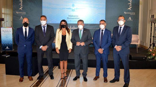 Celebrado el foro de conectividad Fly Andalucía Summit