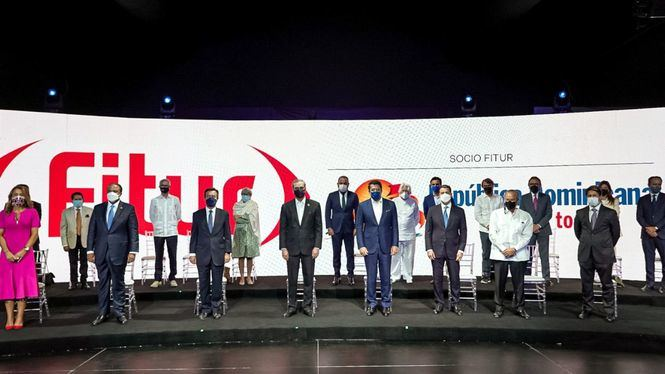 República Dominicana país socio de FITUR 2022