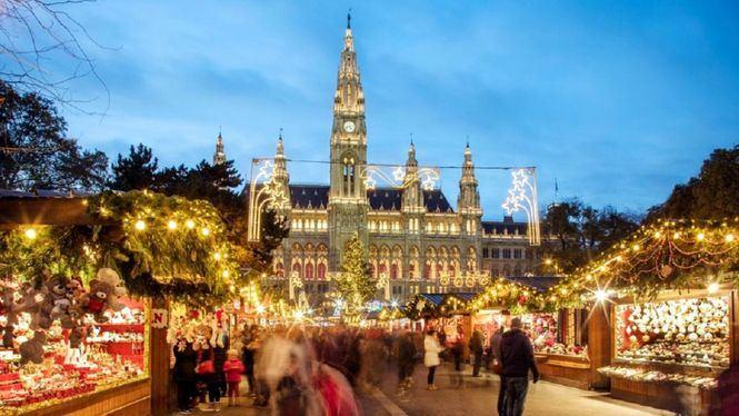La magia del invierno en Austria