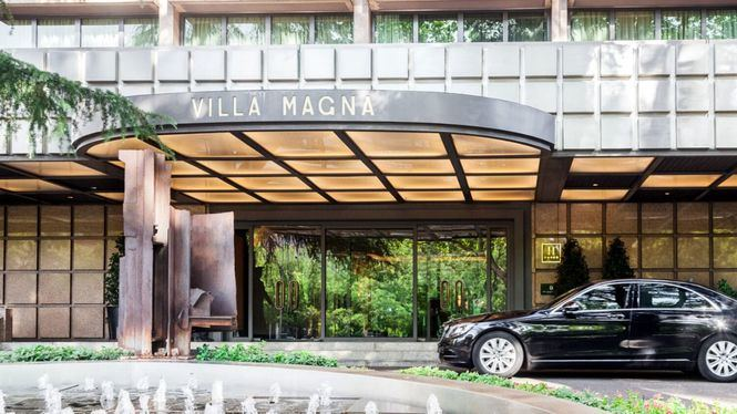El hotel Rosewood Villa Magna reabre sus puertas