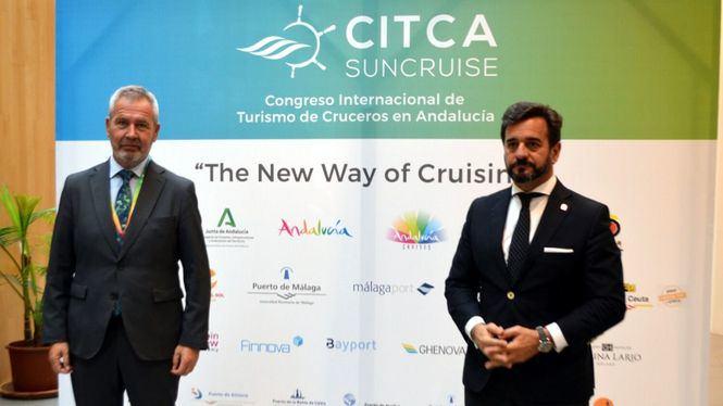 Clausurado el II Congreso Internacional de Cruceros en Andalucía