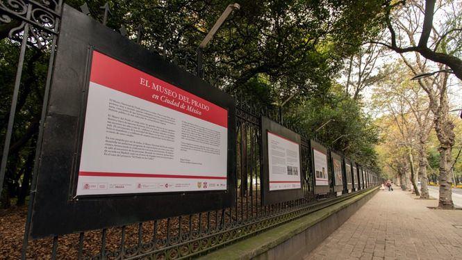 El Museo del Prado llega a México con una propuesta expositiva al aire libre