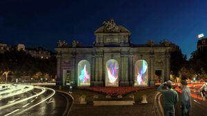 El viernes comienza LuzMadrid, con propuestas artísticas por toda la ciudad