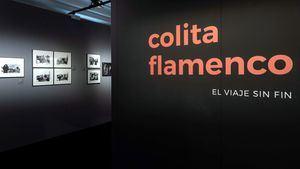 Exposición fotográfica en el Teatro Español: Colita Flamenco. El viaje sin fin