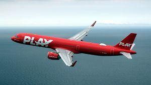 La aerolínea islandesa PLAY extiende su red de rutas en España de cara al verano