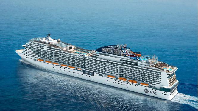 MSC Cruceros revela detalles sobre su primer crucero inteligente de última generación