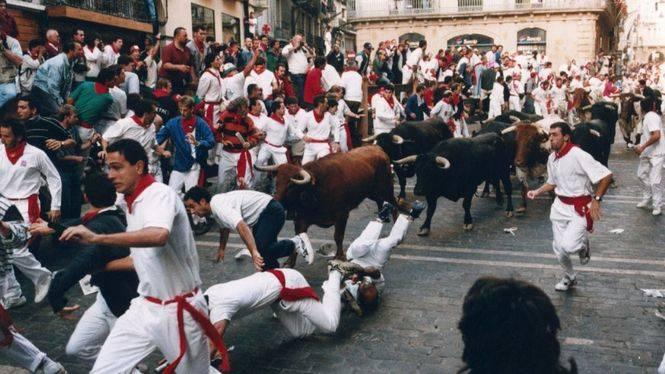 San Fermin: 'Una fiesta sin igual, que se disfruta de la cabeza a los pies'
