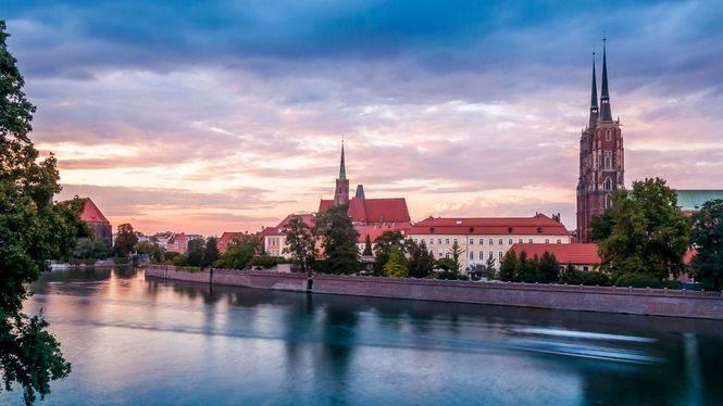 Wroclaw, capital de la Baja Silesia y CEC 2016