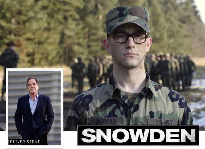 ''Snowden'', la nueva película de Oliver Stone, se presentará en la Sección Oficial del Festival de San Sebastián, fuera de concurso