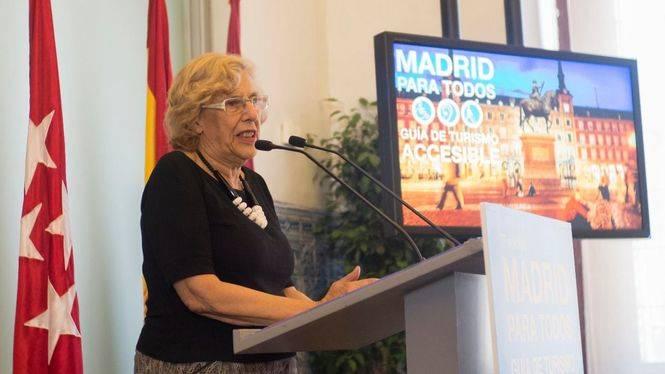 Séptima edición de la guía de turismo accesible de Madrid
