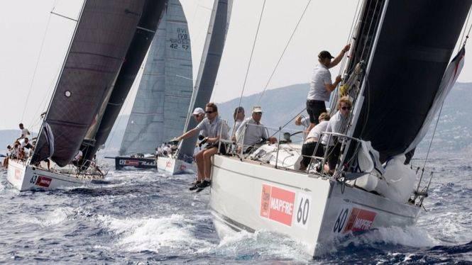 Comienza la XXXV edición de la Copa del Rey de vela en Palma de Mallorca