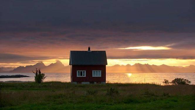 Noruega: el reino de la luz