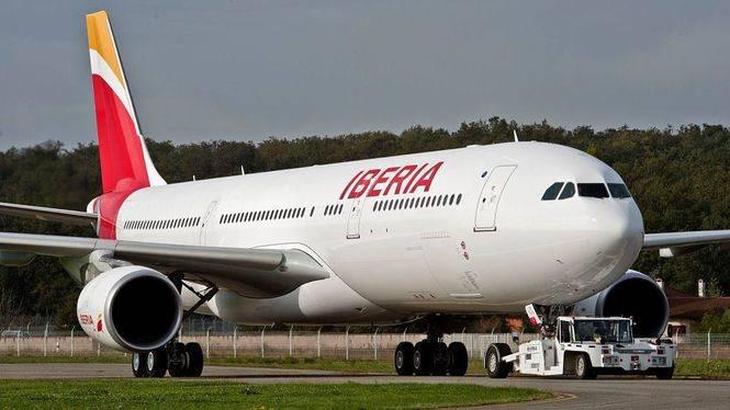 Iberia vuelve a Johannesburgo