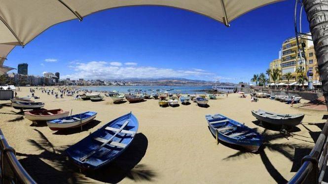 Las Canteras, una las mejores playas urbanas del mundo