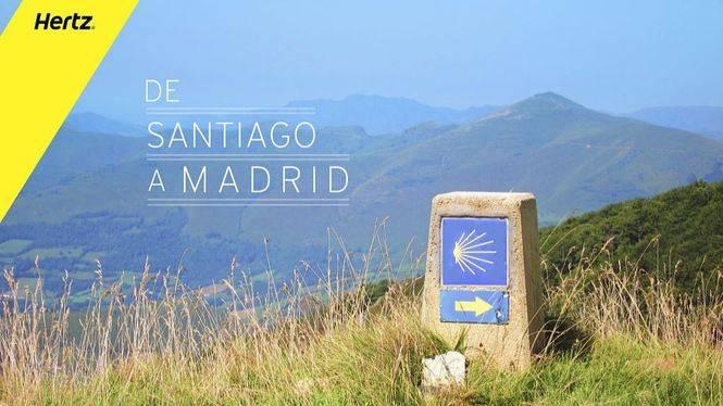 HERTZ facilita el regreso a los peregrinos del Camino de Santiago
