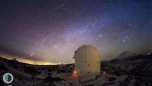 Los mejores destinos del mundo para contemplar lluvias de estrellas este verano