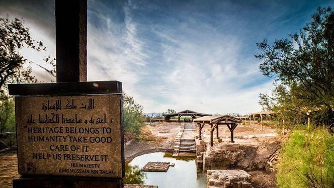 Diez lugares mágicos en Jordania