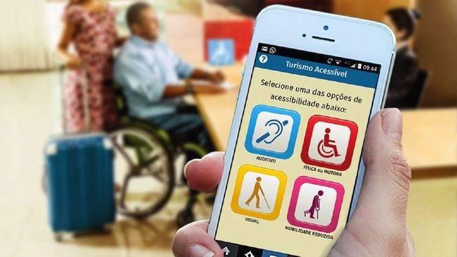 Brasil lanza una 'app' de turismo accesible coincidiendo con los Paralímpicos