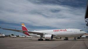 Iberia recibe su séptimo Airbus A330-200