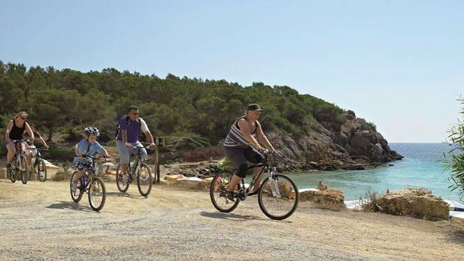 Viajar a Ibiza en familia