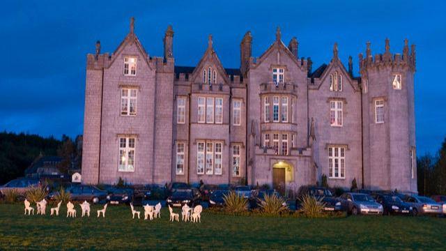 Los castillos más terroríficos de Irlanda para celebrar Halloween