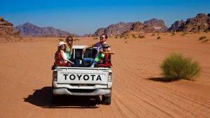 Turismo de aventura en Jordania: algunas atractivas propuestas