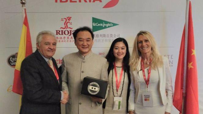 Las agencias de viajes españolas con realidad virtual se presentan en China