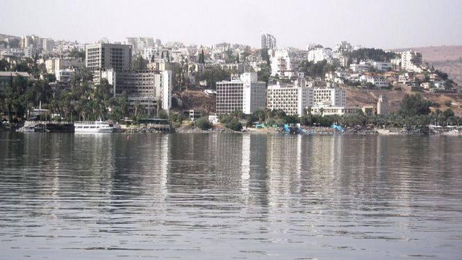 Tiberias, una ciudad santa con mucho encanto turístico