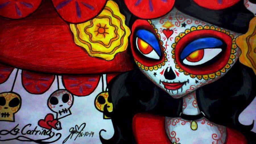 Día De Los Muertos En México Origen E Historia De Las Catrinas