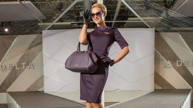 La aerolínea Delta presenta sus nuevos uniformes diseñados por Zac Posen