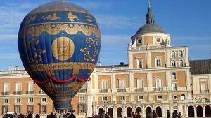 Aranjuez: Copa del Rey de Aerostación