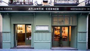 Setas, legumbres, mariscos y destilados atlánticos en Atlantik Corner