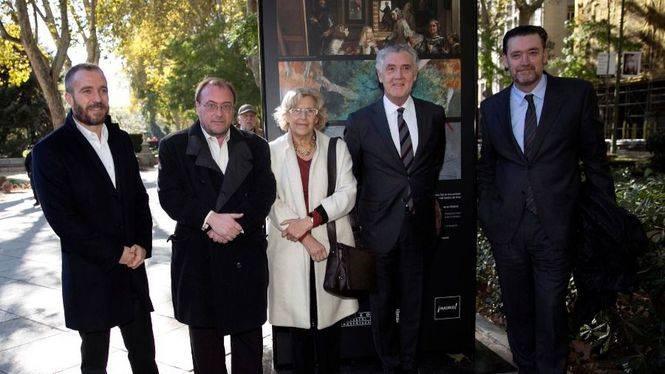 El Ayuntamiento apuesta por la promoción del Paseo del Arte madrileño