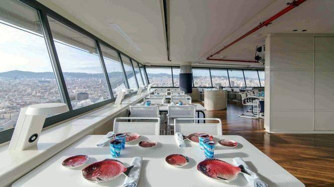 El Restaurante Marea Alta, lo nunca visto
