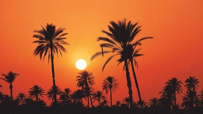 Una navidad original en el desierto de Túnez